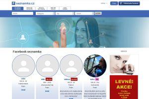 Facebook seznamka - Fseznamka.cz